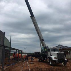 Crane Rentals - Metro Steel
