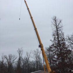 Crane Rentals - Metro Steel - 4
