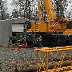 Crane Rentals - Metro Steel - 3